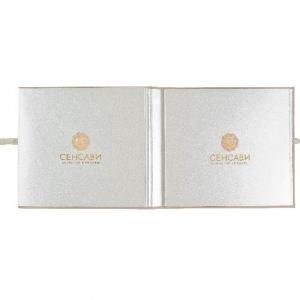 Эксклюзивная упаковка для пластиковых клубных карт