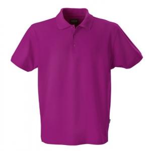 Мужская рубашка поло с коротким рукавом