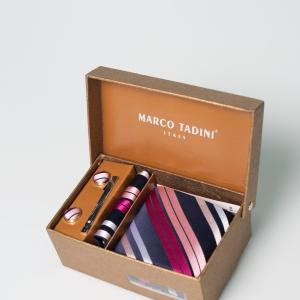Подарочный набор шелковых галстуков