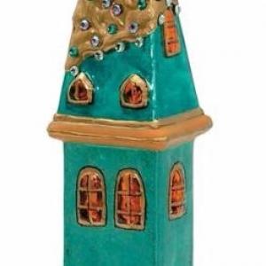 Ёлочная игрушка «Башенка»