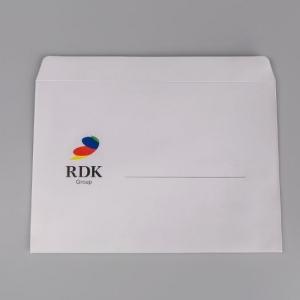 Корпоративный конверт, офсетная бумага