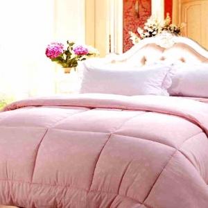 Фирменный спальный набор из шелка