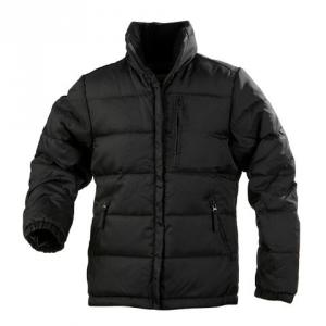 Дутая куртка с молнией