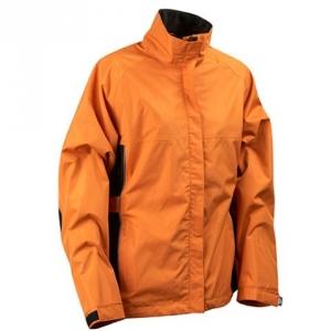 Яркая куртка на молнии