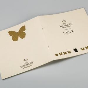Презентационная брошюра для коньячной компании