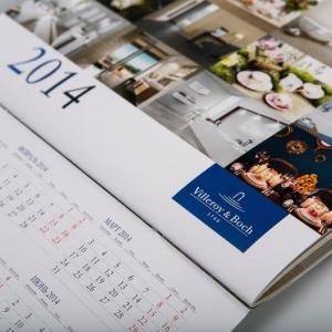 Помесячный календарь-каталог