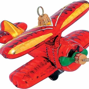 Ёлочная игрушка «Самолётик»
