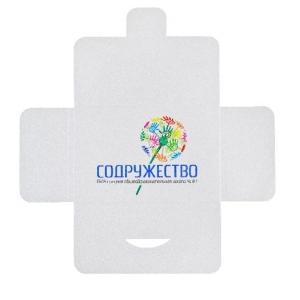 Промо-упаковка для карт из дизайнерской бумаги