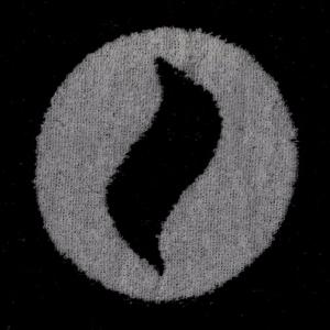 Вышитый логотип на полотенце