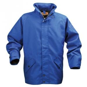Куртка удлинённая, на молнии