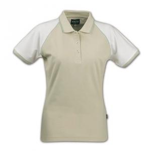 Двухцветная рубашка поло