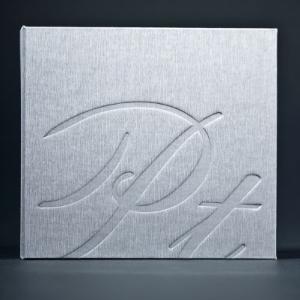 Упаковка для платиновой дебетовой банковской карты