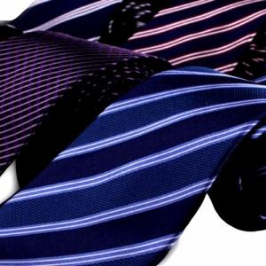 Фирменный галстук из шелка