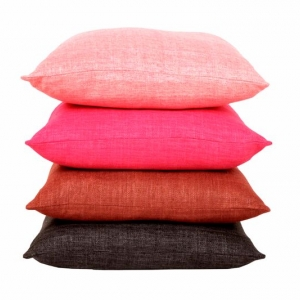Подарочная подушка из шелка-сырца