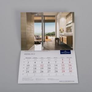 Перекидной календарь-каталог на стену