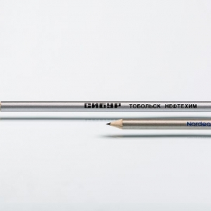 Фирменные простые карандаши с логотипом