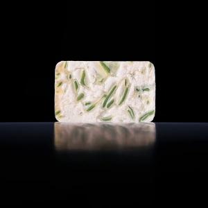 Мыло с белой глиной и оливками