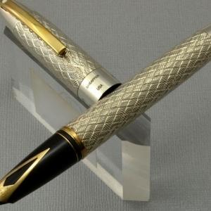 Подарочная перьевая ручка из металла