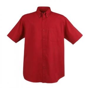 Рубашка мужская со стоячим воротником