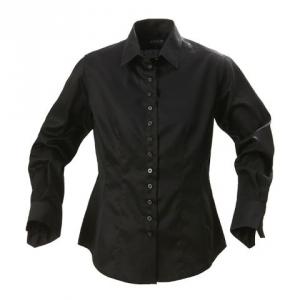 Облегающая женская рубашка