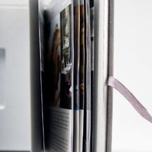Упаковка для пластиковых карт с карманом для визиток