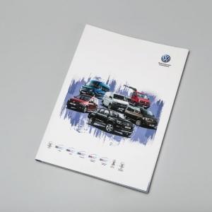 Фирменная папка для автосалона