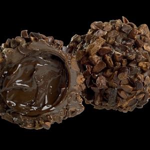 Трюфель с горьким шоколадом