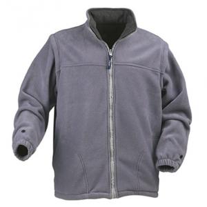 Флисовая куртка-толстовка