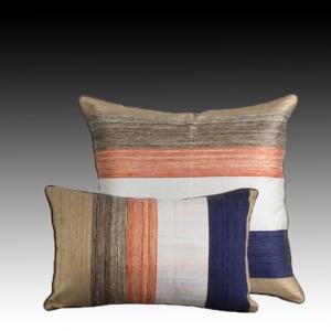 Шелковые наволочки и подушки ручной работы