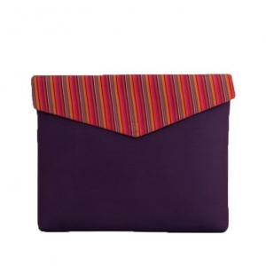 Фирменный шелковый чехол для ноутбука