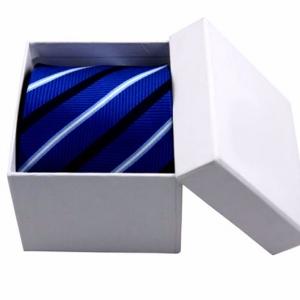 Фирменная галстук в подарочной коробке