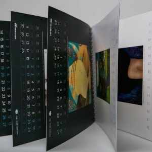 Полноцветный перекидной календарь