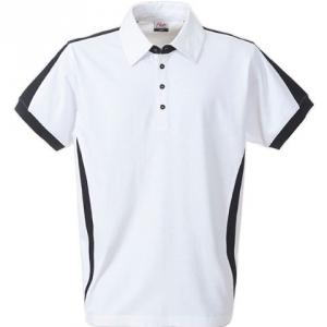Мужская рубашка поло, суженная к низу
