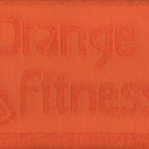 Махровое полотенце с логотипом